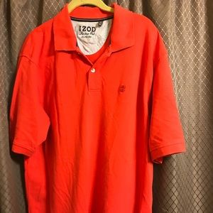 Izod short sleeve shirt